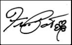 Fr. Pat sign